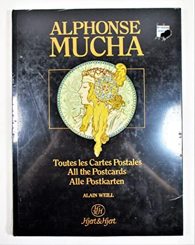 Alphonse Mucha: All the Postcards: Alain Weill; Alphonse