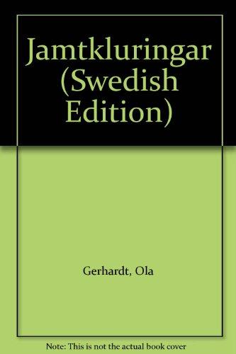 Jamtkluringar (Swedish Edition)