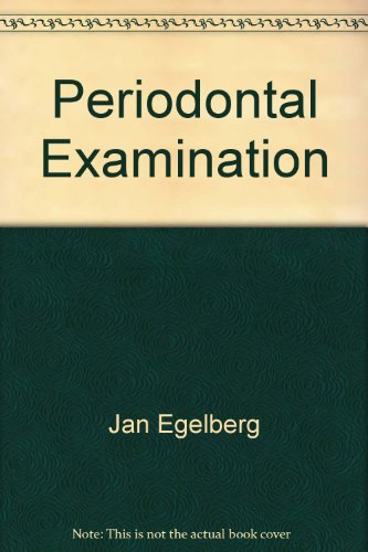Periodontal Examination: Jan Egelberg, Anita