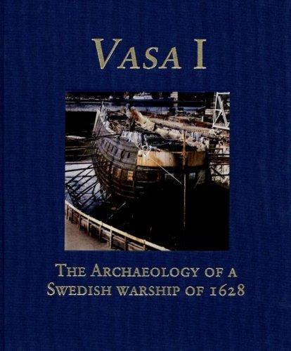Vasa I: Cederlund, Carl Olof; Hocker, Frederick M.