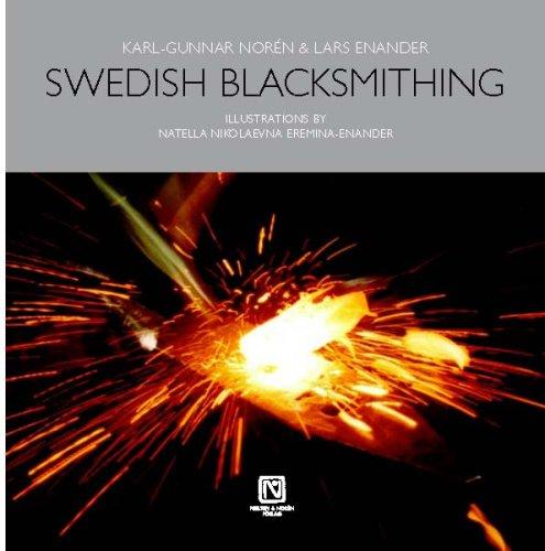 9789197563482: Swedish Blacksmithing Book