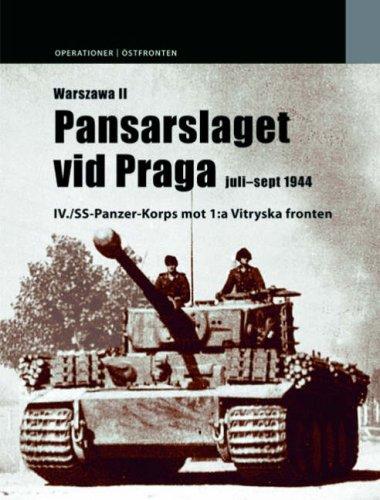 9789197589444: Warszawa 2: Pansarslaget Vid Praga Juli - September 1944 v. 2 (Operations / East Front)