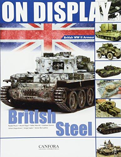 9789197677387: On Display: Volume 3: British Steel