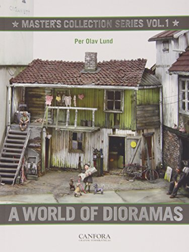 9789197677394: A World of Dioramas: Master's Collection Series: Volume 1