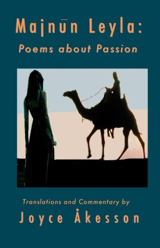9789197764186: Majnun Leyla: Poems about Passion