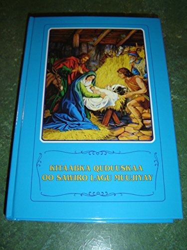 Somali Illustrated Children's Bible with MP3 CD: Institute for Bible