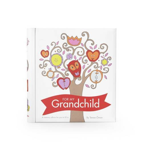 9789197861489: For My Grandchild: A Memory Album for You to Fill in