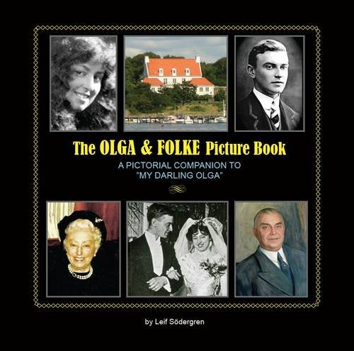 9789197918855: The Olga & Folke Picture Book