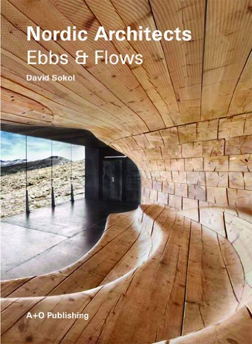 9789198075625: Nordic Architects: Ebbs and Flows