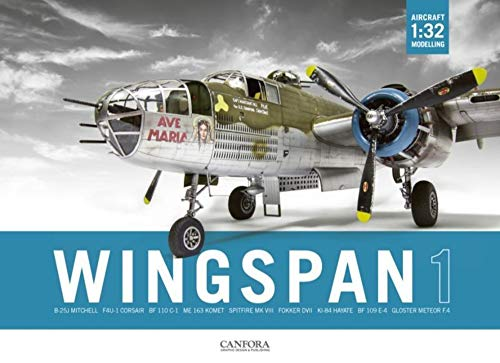 9789198232509: Wingspan: Vol. 1: 1:32 Aircraft Modelling