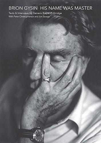 9789198324365: Brion Gysin - His Name Was Master