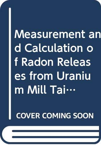 Measurement and Calculation of Radon Releases from