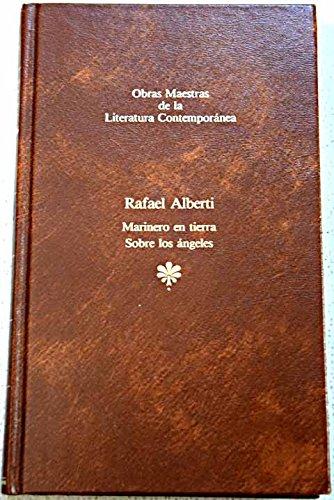 9789202893788: Marinero en tierra (1924). Sobre los ángeles