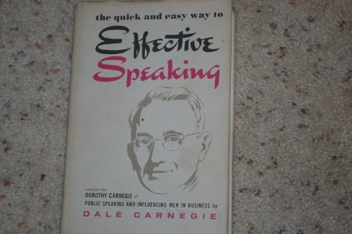 9789209462475: The quick and easy way to effective speaking