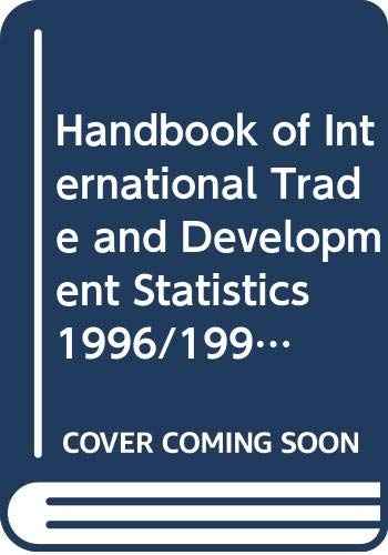 Handbook of International Trade and Development Statistics: United Nations: Conference