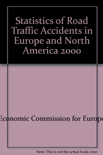 Statistics of Road Traffic Accidents in Europe: Economic Commission for