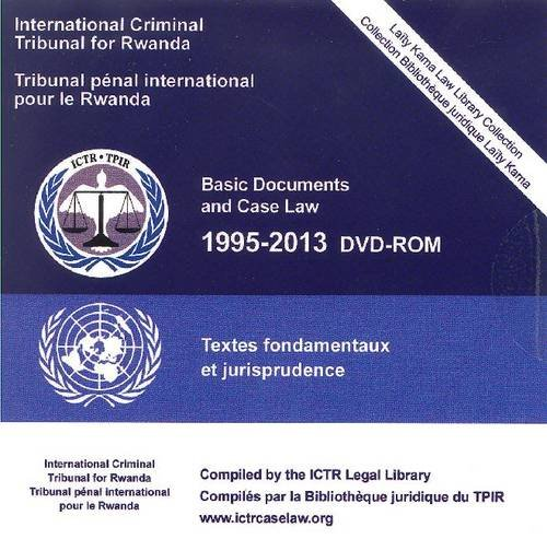 Basic Documents and Case Law 1995-2013 (Mixed media product): United Nations: International ...