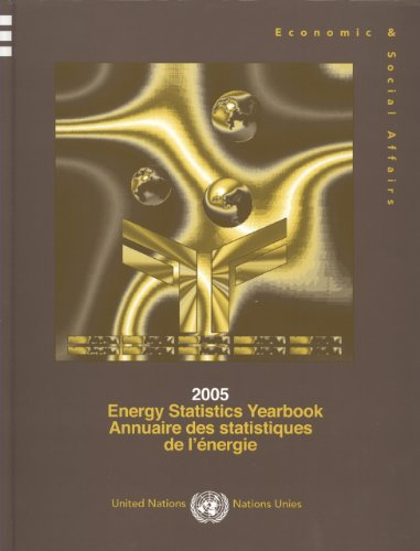 9789210612296: Energy Statistics Yearbook 2005 (Multilingual Edition)