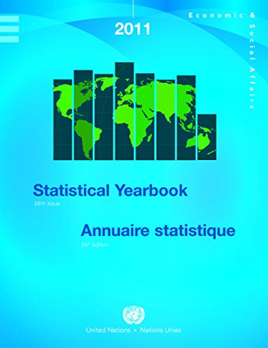 9789210613330: Statistical Yearbook 2011: Fifty-sixth Issue (Multilingual Edition)