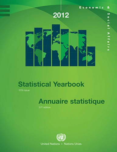 United Nations Statistical Yearbook: 2012 (United Nations: United Nations Publications