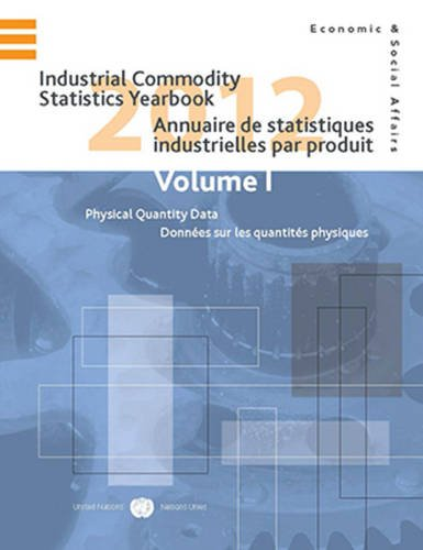 Industrial Commodity Statistics Yearbook: 2012: United Nations Publications