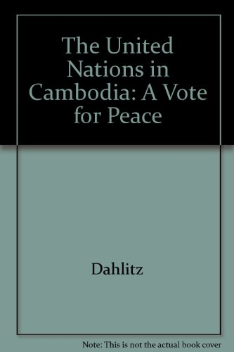 9789211006704: United Nations in Cambodia: A Vote for Peace
