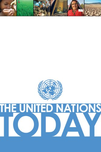 9789211011609: United Nations Today (Basic Facts About the United Nations)