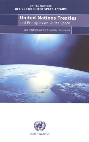 9789211012064: United Nations treaties and principles on outer space: text of treaties and principles governing the activities of states in the exploration and use ... Assembly (Office for Outer Space Affairs)