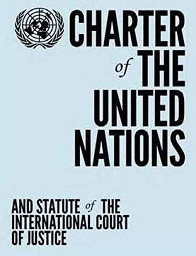 9789211012835: Charter of the United Nations and Statute of the International Court of Justice