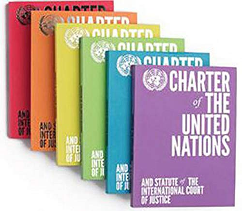 9789211012910: Charter of the United Nations and Statute of the International Court of Justice