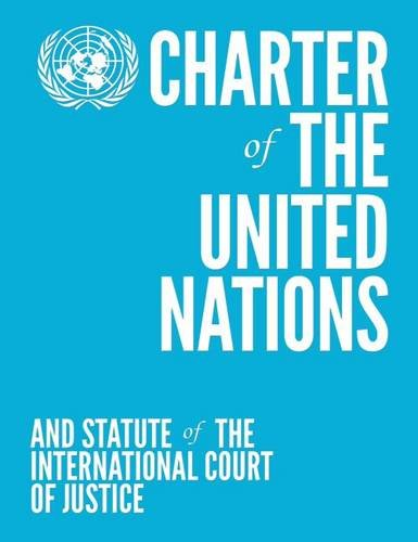 9789211012934: Charter of the United Nations and Statute of the International Court of Justice