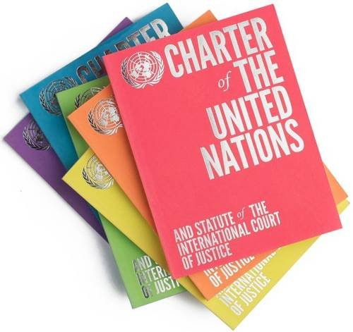 9789211013023: Charter Of The United Nations And Statute Of The International Court Of Justice