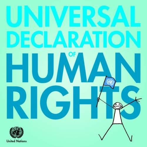9789211013146: Universal Declaration Of Human Rights