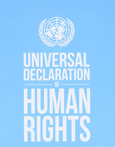 9789211013641: Universal Declaration of Human Rights
