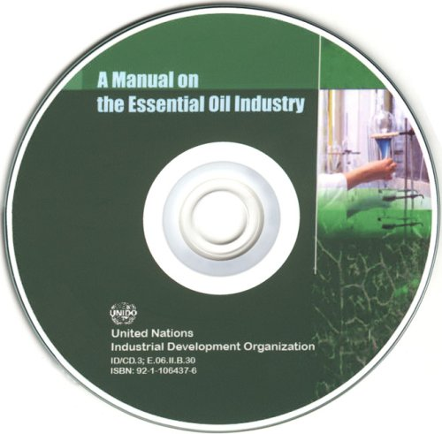 9789211064377: Manual on the Essential Oil Industry (cd-rom)