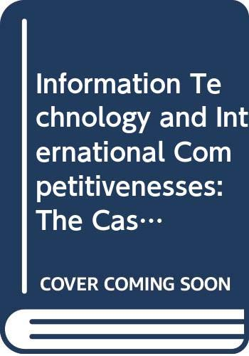 9789211123302: Information Technology and International Competitivenesses: The Case of the Construction Services Industry
