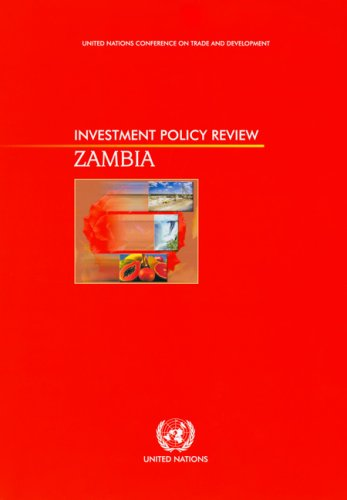 9789211127119: Investment Policy Review: Zambia