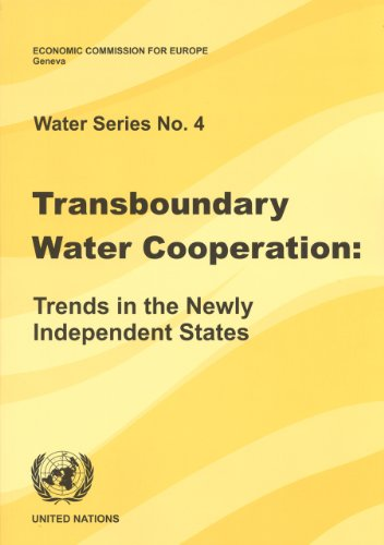 9789211169423: Transboundary Water Cooperation: Trends in the Newly Independent States (Un/Ece Water Series)