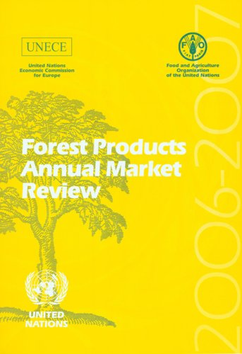 9789211169713: Forest Products Annual Market Review 2006-2007 (Geneva Timber and Forest Study Papers)