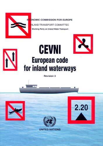 9789211169768: European Code for Inland Waterways CEVNI