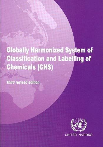 9789211170061: Globally Harmonized System of Classification and Labelling of Chemicals (ghs)