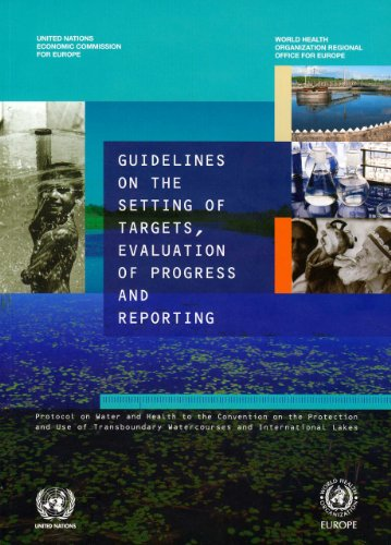 9789211170283: Guidelines on the Setting of Targets Evaluation of Progress and Reporting (Environmental Performance Reviews Series)