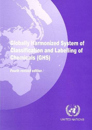 9789211170429: Globally Harmonized System of Classification and Labeling of Chemicals (GHS)