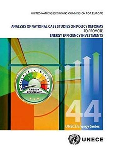 Analysis of National Case Studies on Policy: United Nations: Economic