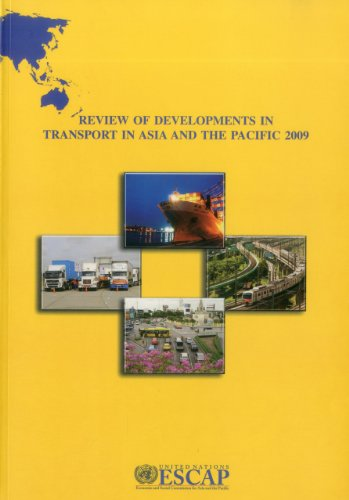 9789211206029: Review of Developments in Transport in Asia and the Pacific 2009