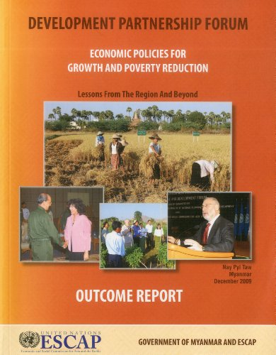 9789211206135: Development Partnership Forum: Economic Policies for Growth and Poverty Reduction (Economic and Social Commission for Asia and the Pacific)