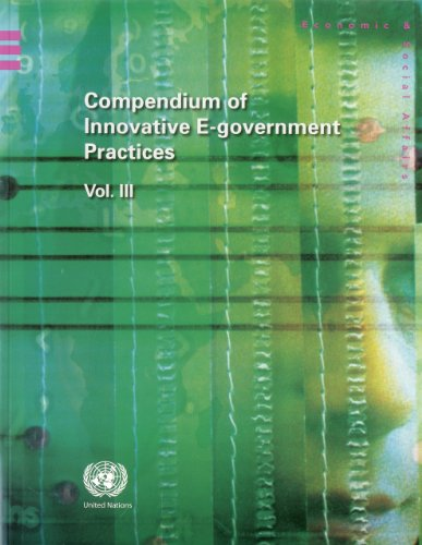 9789211231847: Compendium of Innovative E Government Practices Volume.iii