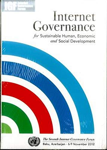 Internet Governance for Sustainable Human, Economic and Social Development