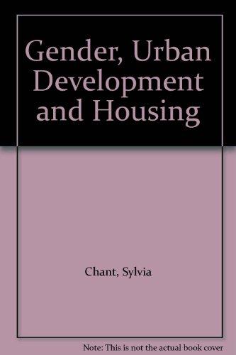 9789211260458: Gender, Urban Development and Housing