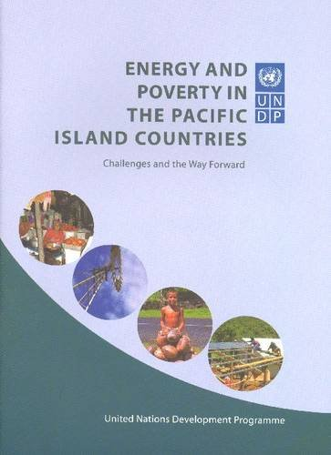 9789211261875: Energy and Poverty in the Pacific Island Countries: Challenges and the Way Forward